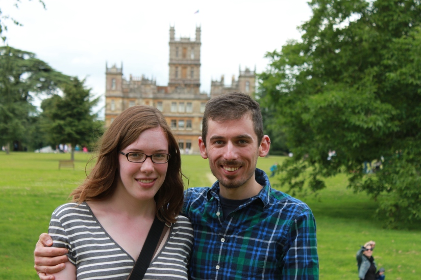 a and j at highclere