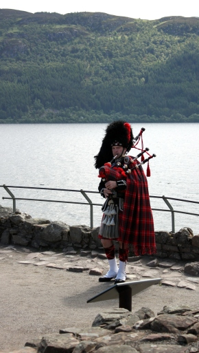 Postcards from Scotland